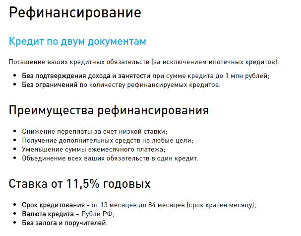 СМП Банк кредит